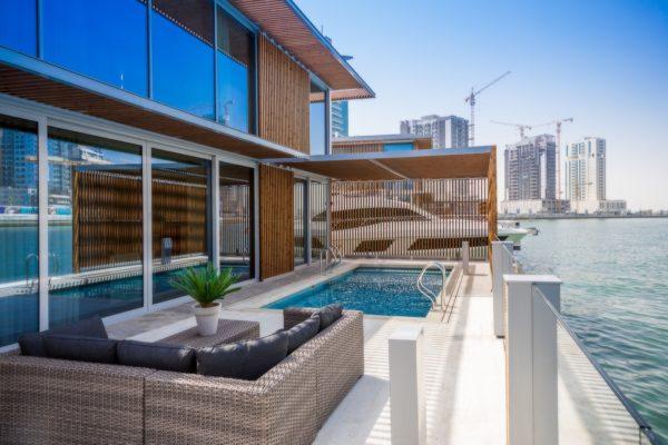 Kaune - Business Bay Water home - Dubai