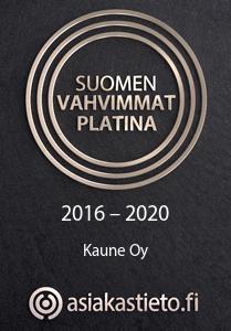 Kaune - Suomen Vahvimmat
